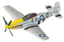 Corgi Showcase P-51 Mustang 'Detroit Miss' - CS90609
